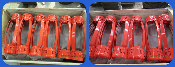 Hinged Non Welded Bow Spring Casing Centralizer