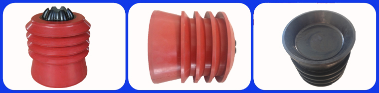 Non Rotating Top Cementing Plugs