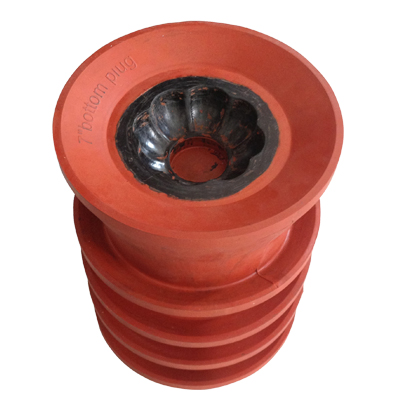 Non Rotating Bottom Cementing Plug
