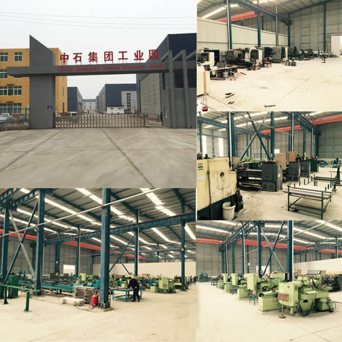puyang zhongshi group casing cementing product factory