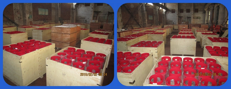 Single Piece Centralizer Package