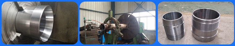 Single Plug Cementing Head Production