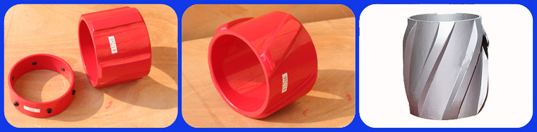 Show de productos de Solid Rigid Centralizer