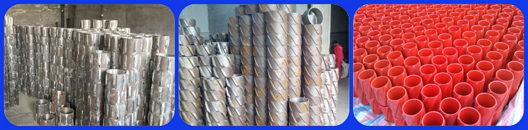 Solid Rigid Centralizer Production