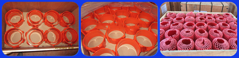 Paquete de Solid Rigid Centralizer