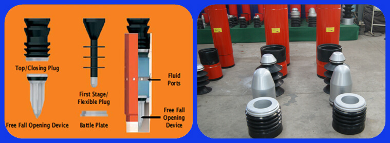 Spare Parts For Stage Cementing Collar