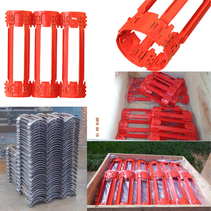 bow rigid centralizer