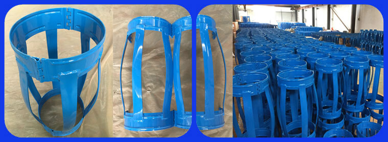 Welded Bow Centralizer